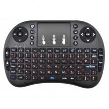 Беспроводная русская клавиатура с тачпадом NicePrice Rii mini i8 2.4G v2