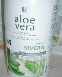 Алоэ Вера 90% питьевой гель Сивера